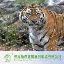 Zoo Aviary Mesh / Edelstahl Draht Seil Mesh Netz