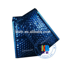 Enveloppe à bulles à bulles matelassée VMPET bleue