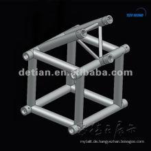 Messestand Tragbarer Aluminium-Fachwerkträger, gebogener Dachstuhl