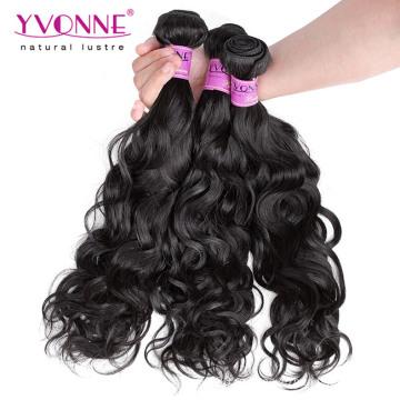 Оптовая Лучшее Качество Естественная Волна Бразильского Виргинские Волосы