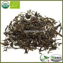 Belleza oriental certificada orgánica Taiwán Oolong té