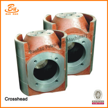 API 7K Forging Crosshead For Pump Mud