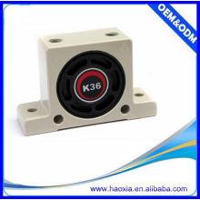K-36 material de aluminio vibradores neumáticos industriales