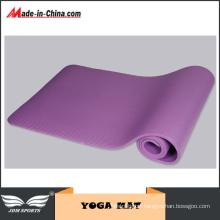 Colourful Natural Foam Rubber Yoga Mat