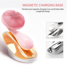 Waterproof sonic face Cleaning exfoliating facial brush