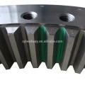 Anel giratório de giro da máquina escavadora com engrenagem interna