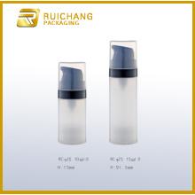 Небольшой пластмассовый насос безвоздушного бутылки