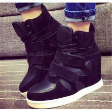 New Fashion Style Wedge Heel Women Shoes (HS8-4)