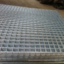 Barbed wire decoration galvanize welded wire mesh for protect fence