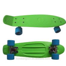 2016 heiße verkaufende preiswerte leere Plastik-Skateboardkreuzer für Verkauf