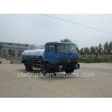 Dongfeng 153 8cbm camión de la bomba séptica para la venta