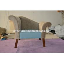 Fabric Match Elegant Leisure Chaise Chair XYN217