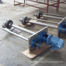trailer septic tank self priming sludge titanium pump