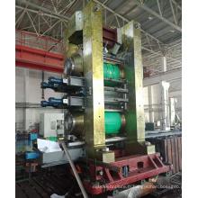 Broyeur de réduction d'épaisseur réversible en acier inoxydable