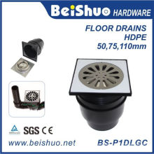 Plastic Shower Floor Drain with High Quality