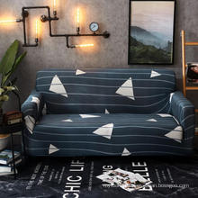 New Design Wholesale Modern Elastic Stretch Double Sofa Cover