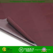 TPU Processing Jacquard Poly Fabric with Gradient Color for Casual Jacket