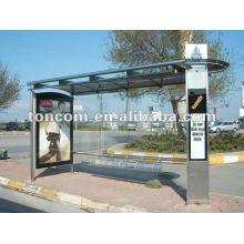 Conception d'abris d'autobus