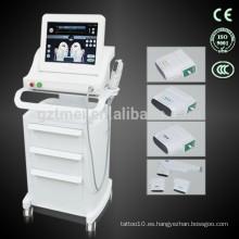 High Intersity Focused Ultrasound ultrasonido nutrición introducción dispositivo rejuvenecimiento de la piel cara levantamiento de belleza equipos