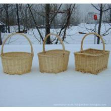(BC-WB1014) Canasta natural hecha a mano del regalo de la alta calidad / cesta del regalo