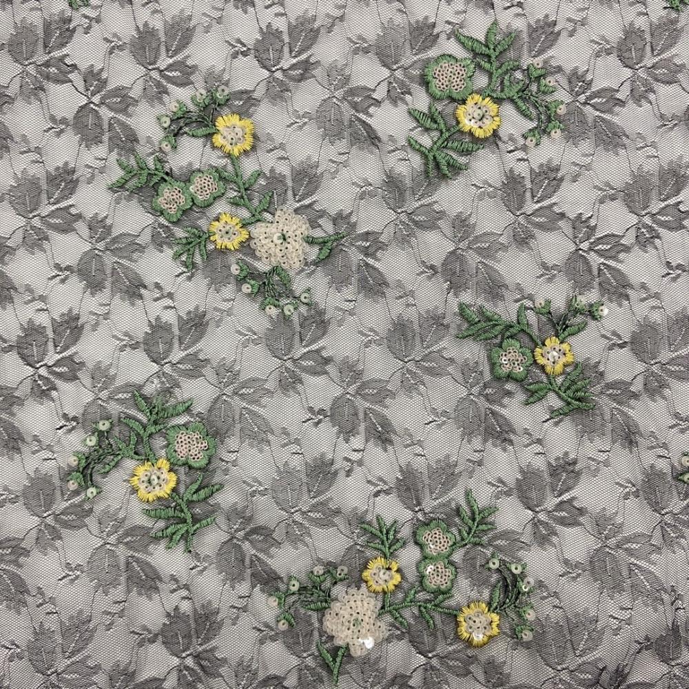 Embroidery Fabric 3