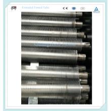 Нержавеющая сталь прессованная алюминиевая ребристая труба