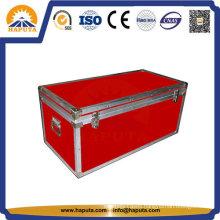 Bright Red Popular Aluminum Transport Flight Case (HF-1208)