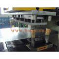 Galvabond acero pre-galvanizado Bc3 Bc4 australiana escalera tipo bandeja de cables con Ce y UL Certificados Roll formando haciendo la máquina