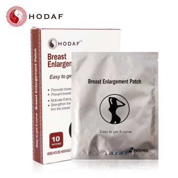 breast enhancement patch with seven magnets