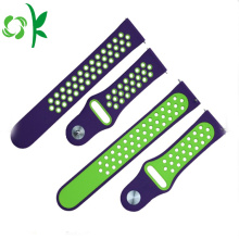 High Quality Waterproof Adjustable Silicone Watch Bands