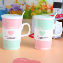 Creative Porcelain Cup Valentine's Day Gifts