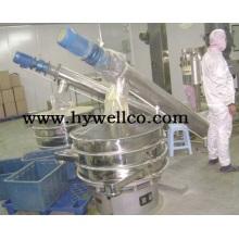 Granules Vibrating Sieve Machine