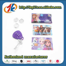 China Supplier Plastic Keychain et sac Set Toy