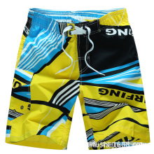 Pantalones cortos al por mayor de la playa de los hombres cortos de la playa de los cortocircuitos de la playa