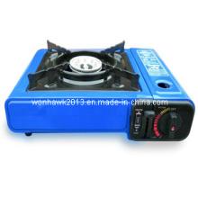 Estufa de gas de camping portátil de una sola hornilla (SB-PTS07)