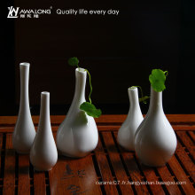 Vaisselle blanche salon décoration vase / jolie table vaisselle céramique décoration maison