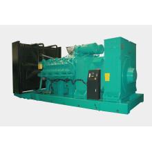 1800kw High Voltage Diesel Genset Power Plant Kv Level