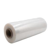 Custom Plastic Wrap Jumbo Roll stretch Film Center Folded  for Cargo Wrapping