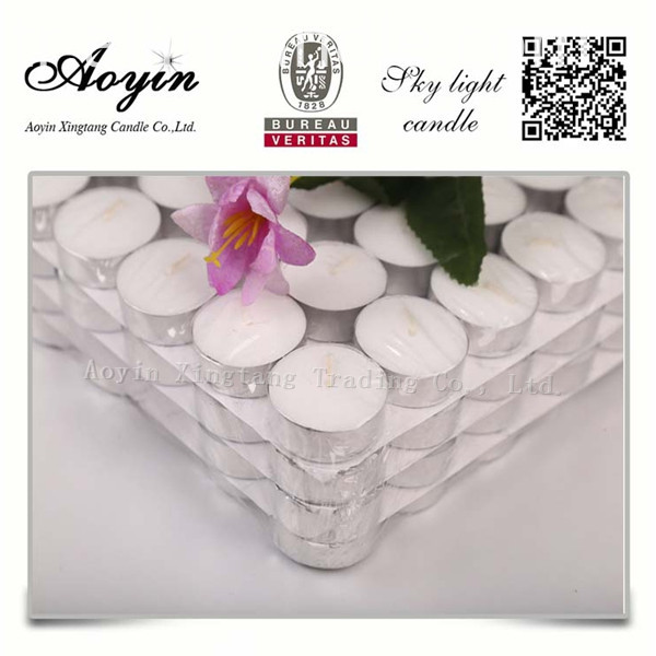 TEALIGHT CANDLES61