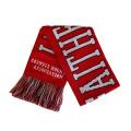 2020 world cup European team club custom 100% acrylic polyester silk cashmere scarf