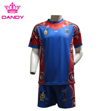 Atmungsaktives Training Rugby Shirt