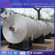 Спиральный пластинчатый теплообменник для линии оборудования для производства этанола в Китае