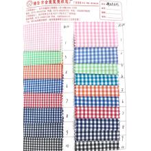 Elastic small plaid fabric A series