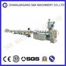 Machine d'extrusion de tuyaux en PEHD / PE / PPR / Machine à fabriquer des tuyaux