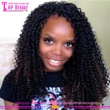 Atacado glueless front lace perucas venda quente virgem brasileiro peruca dianteira do laço do cabelo