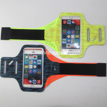 Nuevo brazalete de lycra impermeable para iPhone 8/8 plus