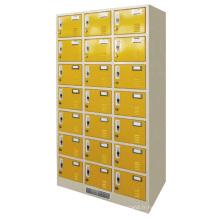 Cabinet de chaussures adapté aux besoins du client en acier d'hôpital