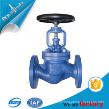 Water Media and Angle Structure angle globe valve