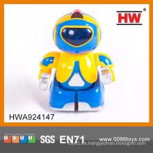 Los más populares 2 CH Infrarrojos R / C de plástico inteligentes Robot Juguetes