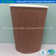 High Quality Corrugated Cup for Hot Drinking